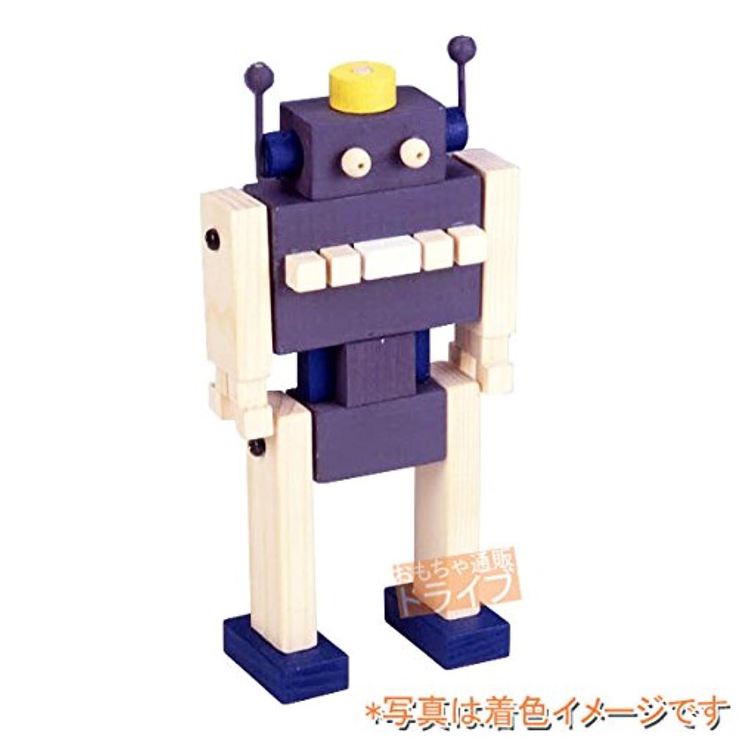 邪魔する経験おもてなし木製工作キット ロボット