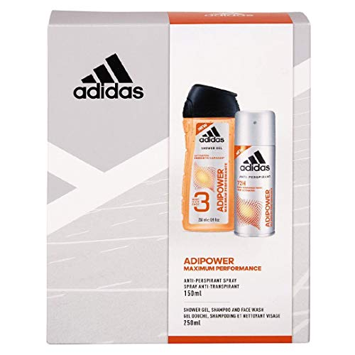 Coffret cadeau Adidas Adipower