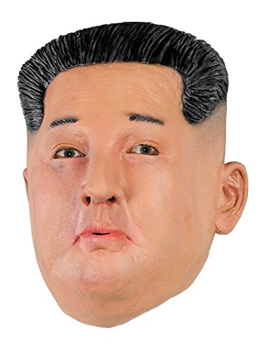 MW Politiker Maske (Kim Yong-Un)
