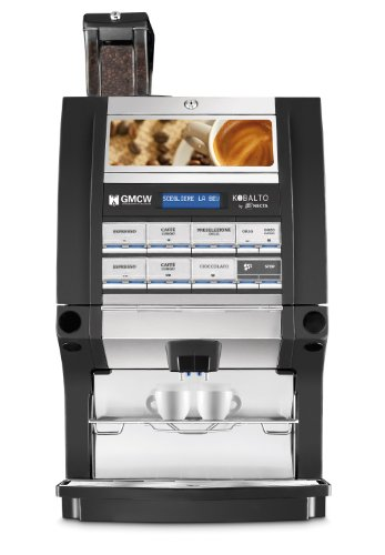 Great Features Of Grindmaster-Cecilware Kobalto 2/2 Super Automatic Espresso Machine