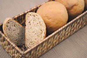 冷凍小麦ふすまパン40g 丸型 個包装 (10個入り/ケース)