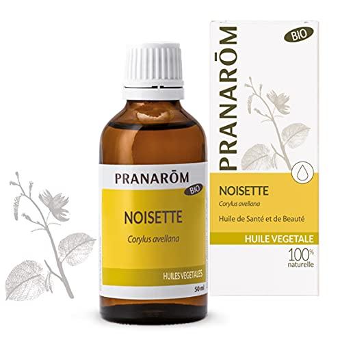 Pranarôm Noisette Bio Huile Végétale 50 ml