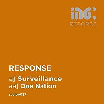 Surveillance / One Nation