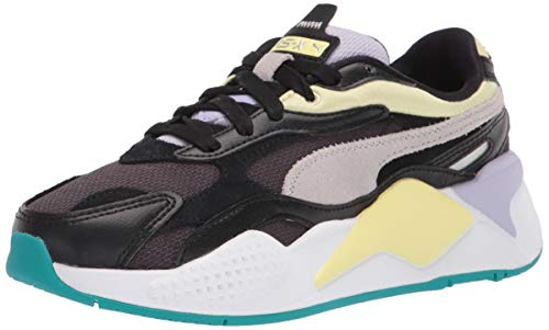 PUMA Women's RS Sneaker, Ebony Black, 10