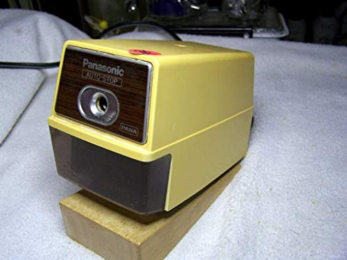 Panasonic, , KP-100N, Electric Pencil Sharpener, With Auto Stop, PANA