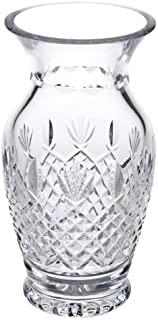 Waterford Crystal Killarney 8-Inch Vase
