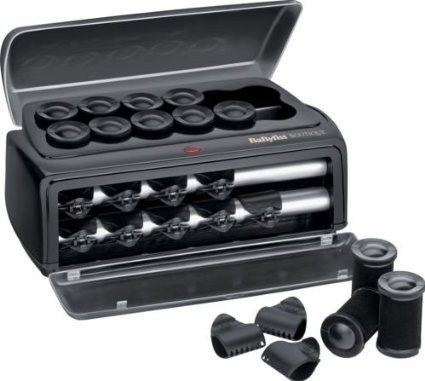 Powerful Babyliss Boutique Salon Ceramic Heated Hair Rollers.