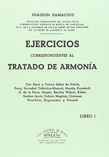 Ejercicios Armonía Vol. I
