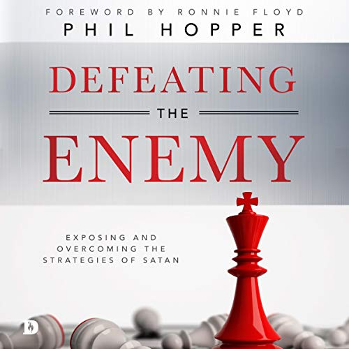 Defeating the Enemy audiobook cover art
