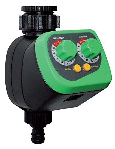 Bricomed Aquasimply Programador Grifo, Verde Agua, 8x4x8 cm