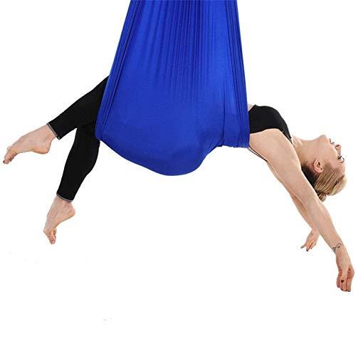 LICHUXIN Hamaca Terapia con Carga 200Kg Cuddle Sensorial Columpio para Niños y Adolescentes con más Necesidades Especiales (Color : Blue, Size : 150x280cm/59x110in)