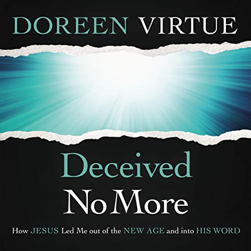 Deceived No More audiobook cover art
