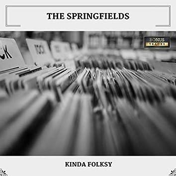Kinda Folksy (With Bonus Tracks)