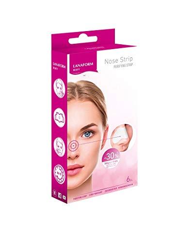 Lanaform Nose Strip – Patchs anti-points noirs et purifiants pour le nez