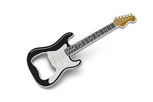 empireposter Gitarren - Guitar Classic Flaschenöffner mit Magnet - Größe ca. 4,2x11 cm