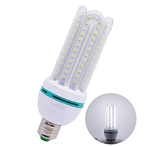 Xindaxin® LED Lampe Stabform Mais Glühbirnen E27,20W Entspricht 200W Glühlampe,Kalt Weiß 6000K, Nicht dimmbar,SMD 2835,ø 42 x 112 mm(1er-Pack)