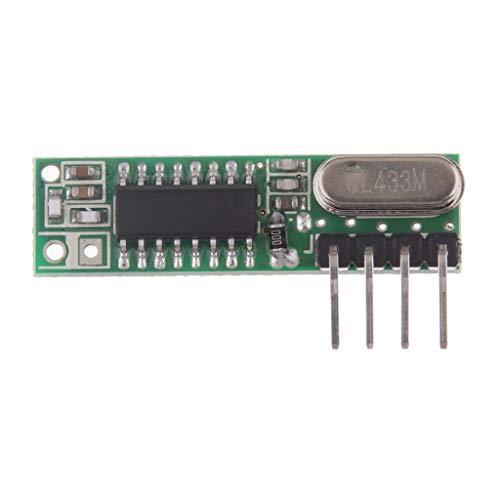P Prettyia Superheterodyne Module Récepteur sans Fil Accessoires Audio