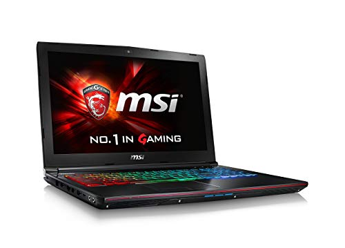 MSI Apache Pro - Gaming Laptop , GTX 1060, i7-6700HQ, 16GB RAM, 256GB SATA + 1TB (Renewed)