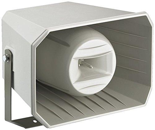 Monacor IT-250TW Druckkammerlautsprecher 50 W Weiß 1 St.