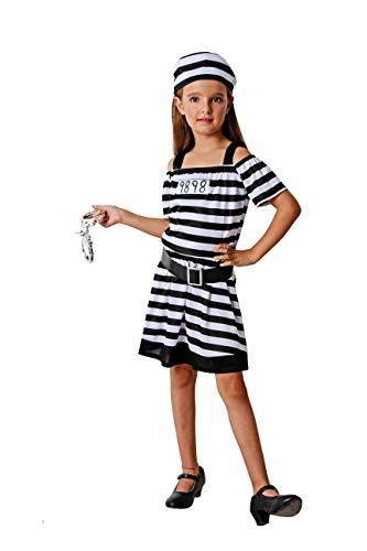 Costumizate! Disfraz de Presa Talla 7-9 Especial para niños Fiestas de Disfraces o Carnaval