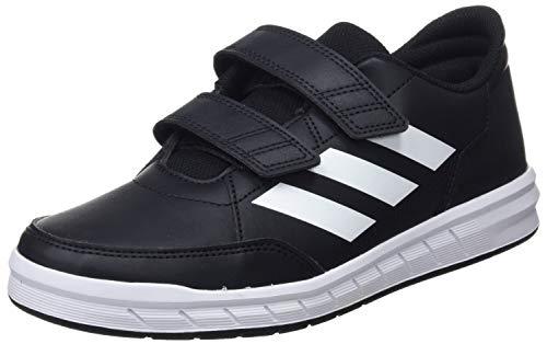adidas Unisex-Kinder AltaSport CF K Sneaker, Schwarz (Negro 000) , 35 EU