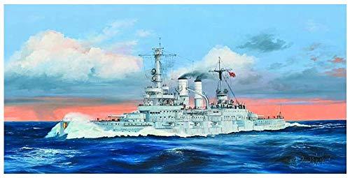 Trumpeter 005354 Schleswig-Holstein Battleship 1935 Modellbausatz, verschieden