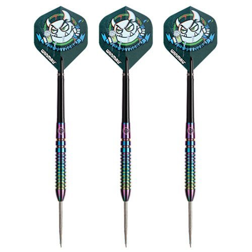 Why Should You Buy Winmau Graffiti Steel Tip Darts 26 Gram