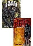 Marvel Comics Black Panther Graphic Novel Bargain Geschenk Bundle Set Viel