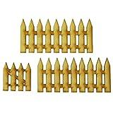 ZHOUBAA Kit De Casa De Juguete para Muñecas En Miniatura, Accesorios De Bricolaje, 1 Juego De Puerta De Gnomo para Muebles Decorativos, Accesorios De Escena, Mini Escalera Artificial De Madera mi