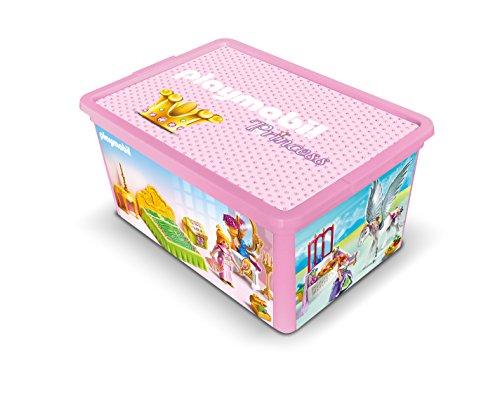 PLAYMOBIL – 064754 – Caja de almacenamiento – Princesas – 6 L