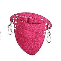 ルミニーオ シザーケース ウエストバッグ ヒップバッグ 本革 luminio 国産 日本製 フリー ピンク