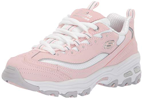 Skechers D'lites-Biggest Fan, Zapatillas para Niñas