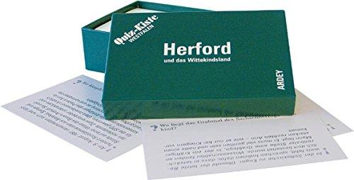 Quiz-Kiste Westfalen -- Herford und das Wittekindsland: 99 Fragen und Antworten