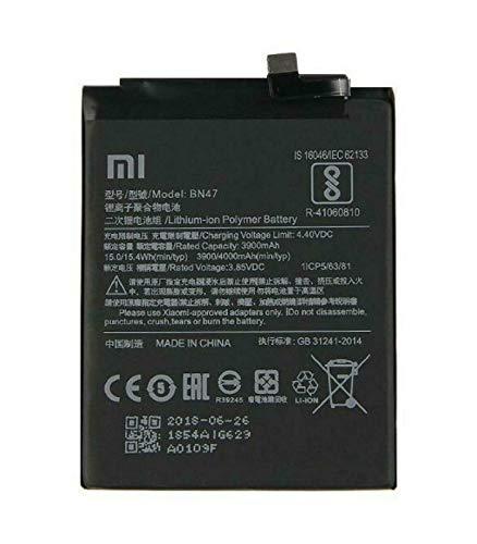 Theoutlettablet® Bateria reemplazo Compatible para Smartphone Xiaomi Redmi 6 Mi A2 Lite -BN47