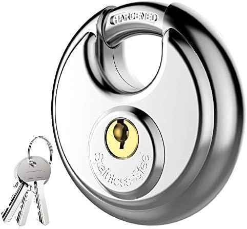 Top 10 Best bolt cutter proof lock