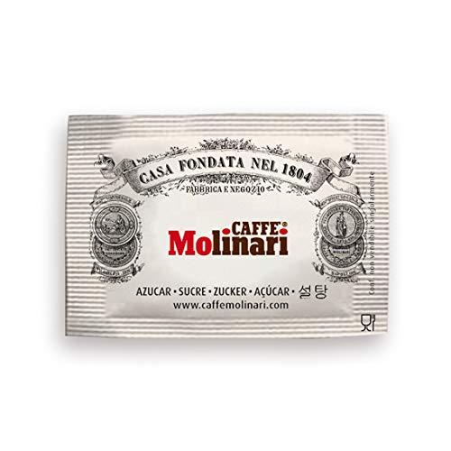 Caffè Molinari Zuckerbeutel / Zuckersticks, 220 Stück à 4,5 g, 1 kg