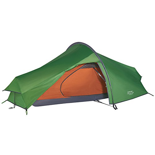 Vango Nevis 100 Backpacking Tent, Green, One Size
