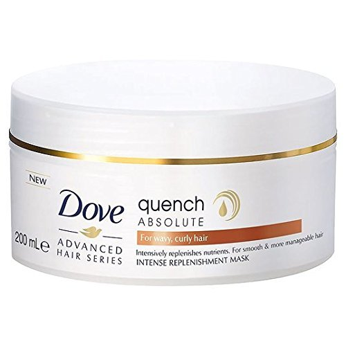 Dove Quench Absolute Intensive Replenishment Mask for Curly Hair 200ml