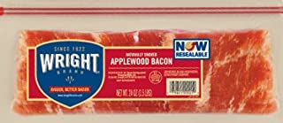 Wright Smoked Applewood Bacon 3.5 Lb (2 Pack)