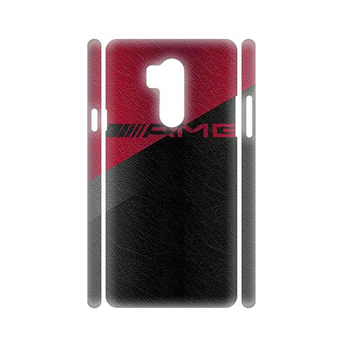 Hard Abs Phone Shell Individual Women Compatible with LG G7 Have with Amg 5 Choose Design 46-4