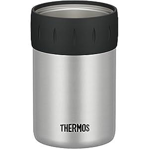 サーモス 保冷缶ホルダー 350ml缶用 シルバー JCB-352 SL