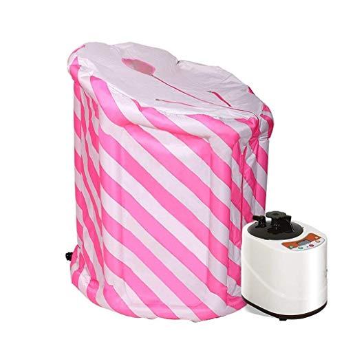 Productos para el hogar Cama plegable Easy Storage Portable Infrarrojos Home Spa |Caja de sauna para una persona Caja de sauna de vapor para el hogar Máquina de fumigación para sudoración con tanq