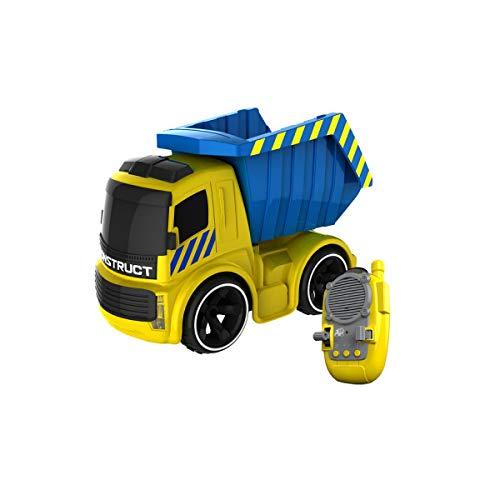 Tooko ferngesteuertes LKW mit Sound-Effekten – Multidirektional – Steuerung der gesamten Fernbedienung – Kindergarten Spielzeug