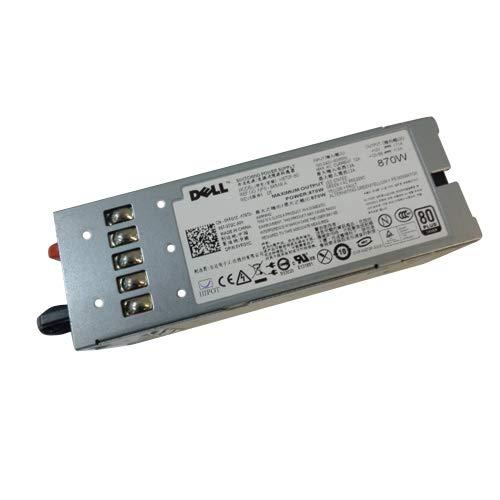 New Genuine PS for Dell PowerEdge R710 T610 PowerVault NX3000 NX3100 870W Power Supply 0YFG1C YFG1C