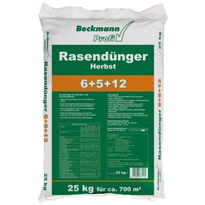 25 kg Premium Rasendünger Herbst für 700m² Profi Rasen Dünger Boni-Shop