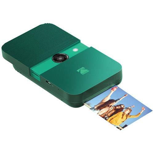 KODAK Smile Sofortbildkamera 10 Mio. Pixel Grün