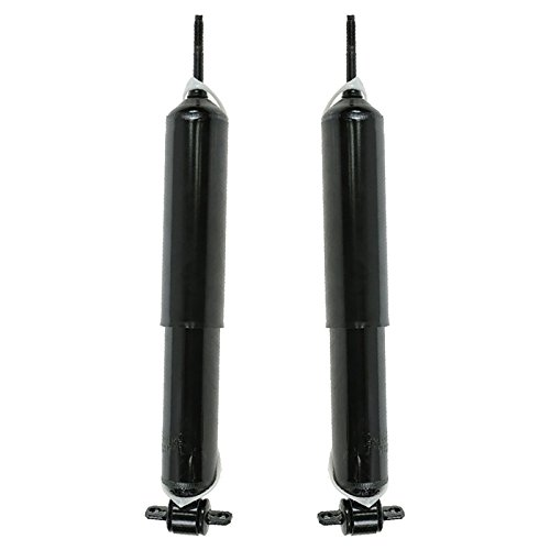 MONROE Sensa-Trac 37026 Front Shock Absorber Pair Set for Jeep Pickup Truck