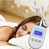 ghjkl Dispositivo di Aiuto del Sonno, Anti insonne Elettroterapia Electroterapia CES Dispositivo di stimolo per l'ansia insonnia e la depressione Curare l'emicrania