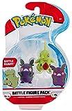 Pokémon Figuras de Batalla Larvitar &...