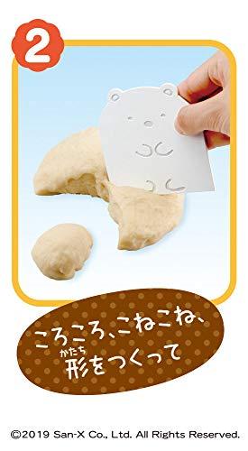 メガハウス『すみっコぐらしまるめてこねパン』